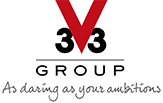 Logo V33 Group